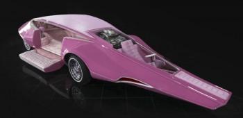 Auto de la Pantera Rosa [FOTOS]