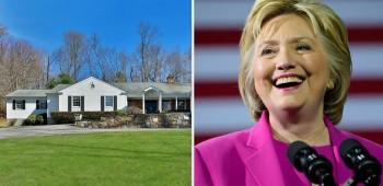 La nueva casa de Hillary Clinton