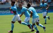 Sporting Cristal goleó a San Martín en el Alberto Gallardo