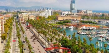 Barcelona en 48 hotas
