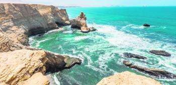 Pura aventura en Paracas