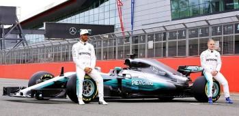 F1: Los monoplazas para el 2017