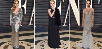 Vanity Fair: Las mejor vestidas