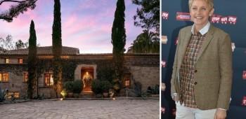 La bella casa de Ellen DeGeneres