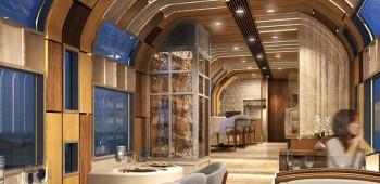 El tren más lujoso del mundo
