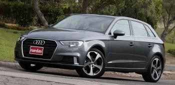 TEST: Probamos el Audi A3