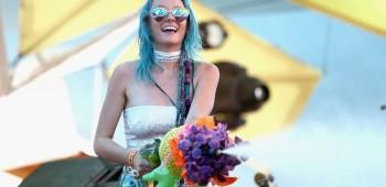 Coachella: Lo más extravagante