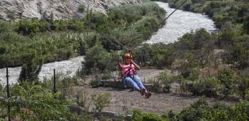 Perú: Lugares para hacer canopy