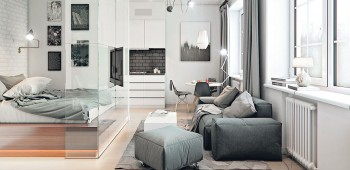 Elegancia en menos de 32 m2