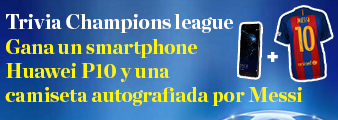 Trivia Champions League Home