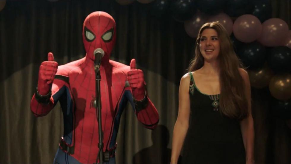 Peter Parker decide irse junto a MJ, Ned y el resto de sus amigos a pasar unas vacaciones a Europa. Sin embargo, el plan de Parker por dejar de lado sus superpoderes durante unas semanas se ven truncados cuando Nick Fury contacta con él para solicitarle ayuda para frenar el ataque de unas criaturas elementales que están causando el caos en el continente. En ese momento, Parker vuelve a ponerse el traje de Spider-Man para cumplir con su labor. (FILMAFFINITY)