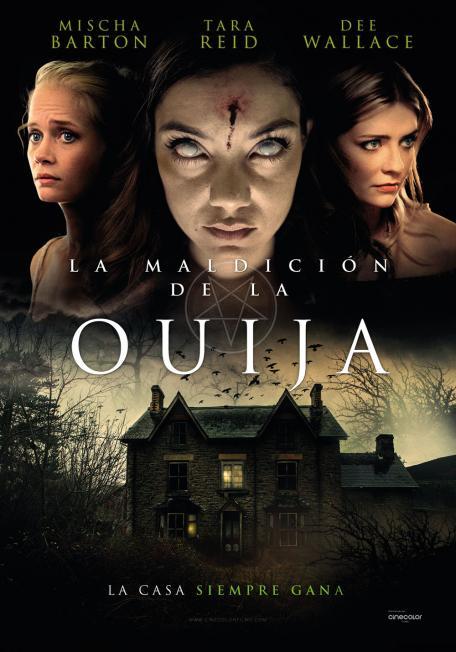 La maldicion de la Ouija