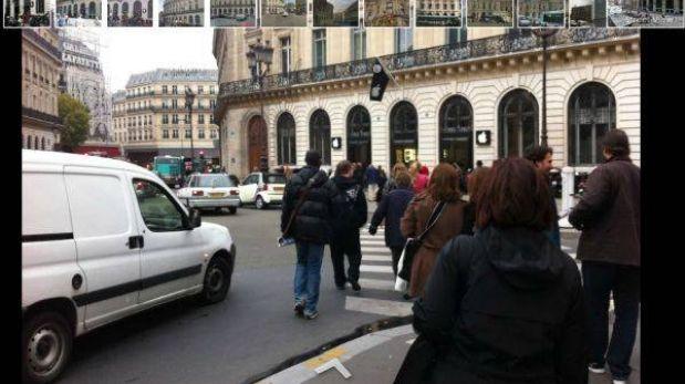 Robaron US$ 1 millón en productos de una tienda Apple en París