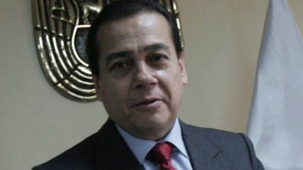 Enrique Mendoza asumirá hoy la presidencia del Poder Judicial