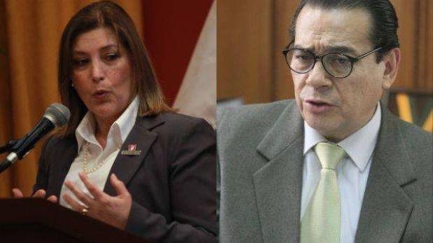 Para Eda Rivas, 'Maranguita' es una 'papa caliente' para nuevo presidente del Poder Judicial