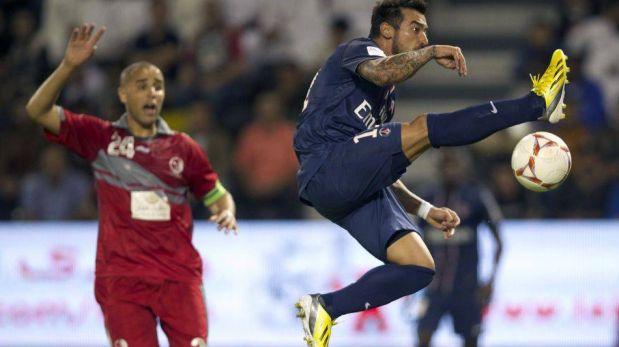 FOTOS: Zlatan Ibrahimovic y el millonario PSG dieron una clase de fútbol en Qatar