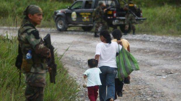 Estado de emergencia fue prorrogado en distritos de Huánuco, San Martín y Ucayali