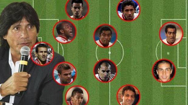 ¿Te gusta este posible equipo de la 'U' para el 2013?