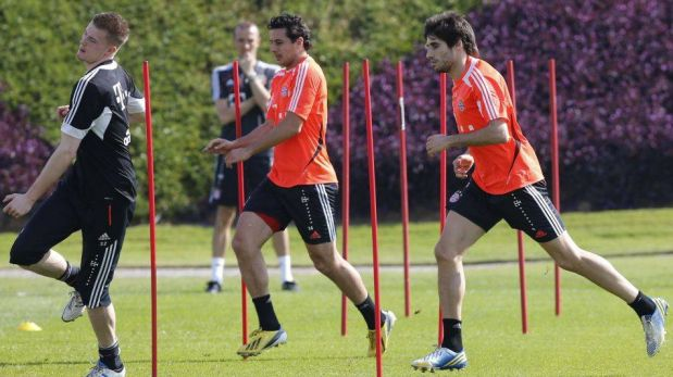 FOTOS: Claudio Pizarro y Bayern Múnich se preparan en Doha para el reinicio de la Bundesliga