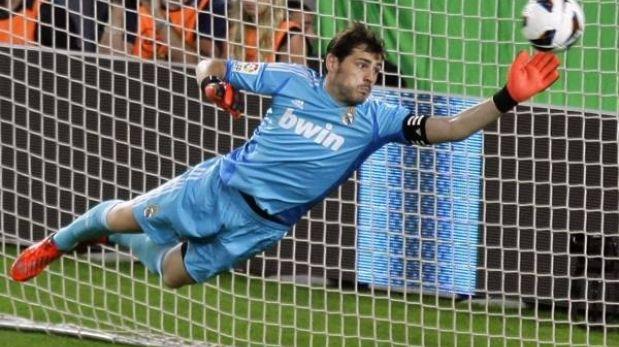 Iker Casillas, el mejor arquero del año por quinta vez