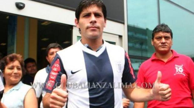 Alianza Lima de Wilmar Valencia inició hoy las pruebas médicas