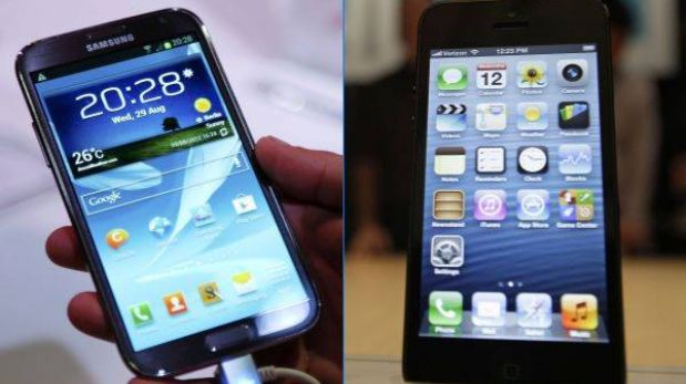 Samsung extenderá ventaja sobre Apple en smartphones el 2013, según analistas