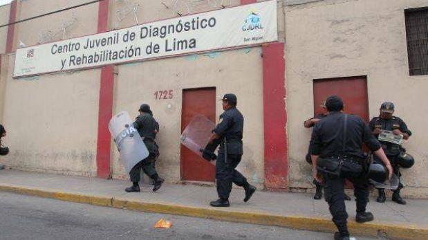 "Heresi: ""Presidente del Poder Judicial ha decidido reubicar 'Maranguita'"""