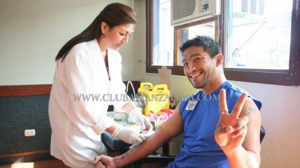 FOTOS: jugadores de Alianza Lima pasaron los exámenes médicos y quedaron listos para iniciar la pretemporada