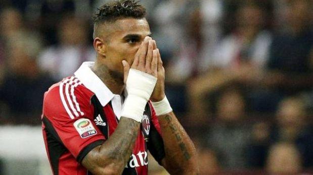 Africano del Milan analiza abandonar Italia tras escándalo de racismo