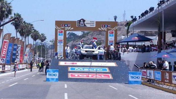 """Ramón Ferreyros: """"Es increíble comenzar en el Dakar mis 30 años como piloto"""""""