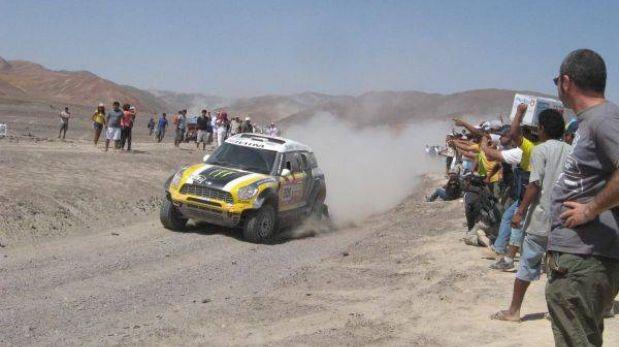 Dakar 2013: hoy se corre la segunda etapa en el desierto de Pisco
