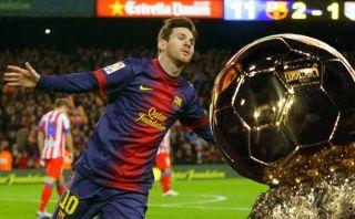 Lionel Messi destronó a Cruyff, Van Basten y Platini tras ganar Balón de Oro