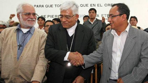 """Garatea: """"Diálogo planteado por Santos debe ser sin condicionamientos"""""""