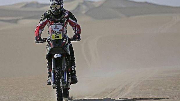 Resultados del Dakar: Sainz, De Rooy y Patronelli confirman favoritismo