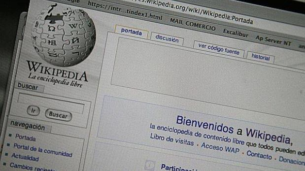 Wikipedia tuvo que borrar una guerra que nunca existió