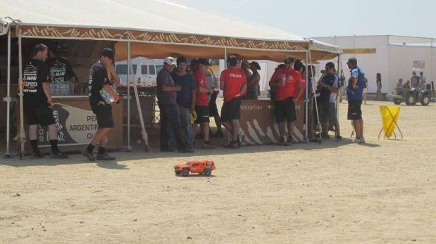 FOTOS: El Dakar 2013 y la vida en sus campamentos