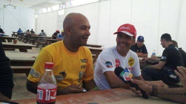 Compañerismo: Diego Weber rescató a Ferreyros y sacrificó diez minutos