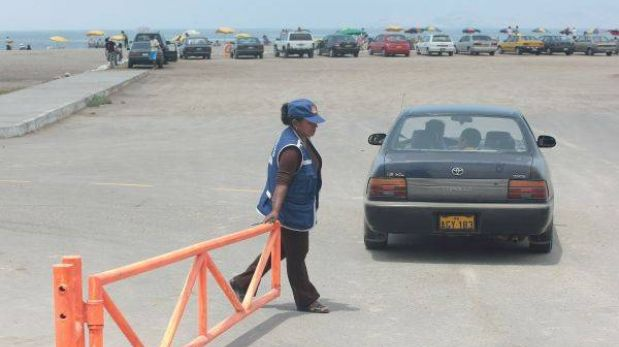 Indecopi multará con S/. 18.500 cobro no autorizado de parqueo en playas
