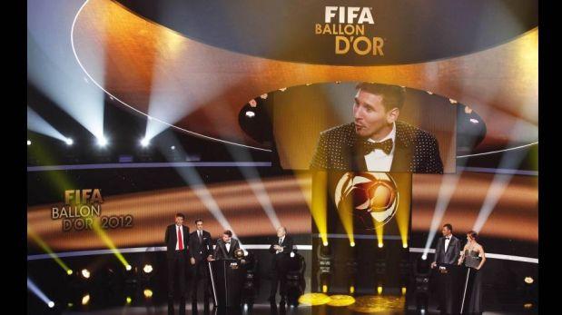 FOTOS: el traje de Lionel Messi y la peluca de Ruud Gullit fueron lo más curioso de la Gala del Balón de Oro