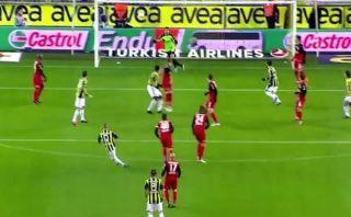 VIDEO: el gol de Miroslav Stoch fue elegido como el mejor del 2012