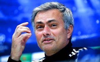 Mourinho no asistió a gala del Balón de Oro por ver entrenar a su hijo