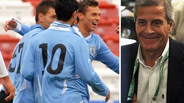 Sudamericano Sub 20: Perú debutará ante un Uruguay potenciado por Tabárez