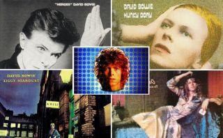 Los 5 mejores discos de David Bowie