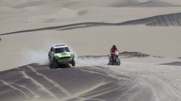 Resultados del Dakar: así está la clasificación al culminar la etapa Arequipa-Arica
