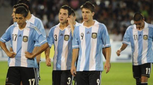 Sudamericano Sub 20: Argentina decepcionó al caer 1-0 ante Chile