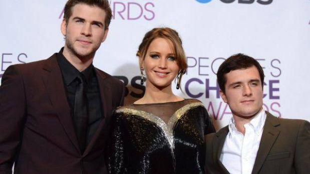 """""""Los juegos del hambre"""" triunfó en los People's Choice Awards"""