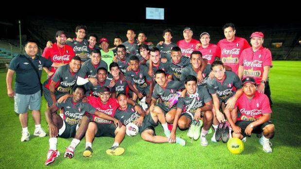 Sudamericano Sub 20: conoce uno por uno a los titulares del Perú-Uruguay