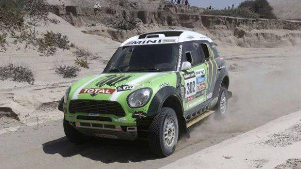 Resultados del Dakar: así va la clasificación general del raid