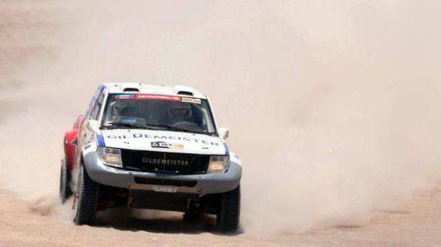 Ramón Ferreyros es el mejor peruano en la categoría autos