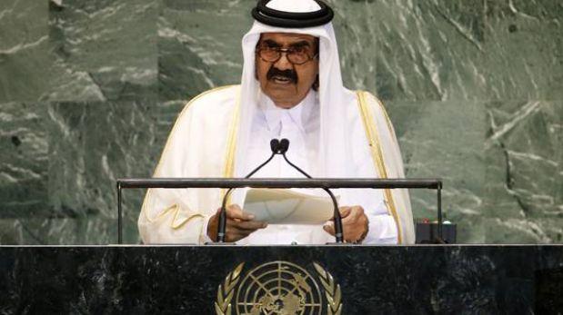 El emir de Qatar llegará en febrero al Perú en visita oficial